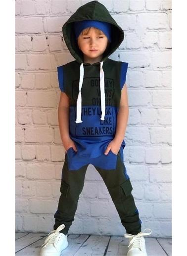 Riccotarz Erkek Çocuk Got My - Eşofman Takım Renkli
